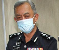 20 held over rioting in Johor