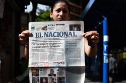Venezuelan court seizes newspaper office in defamation case