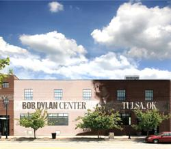 The Bob Dylan Center is dedicated to the study of the legendary artist