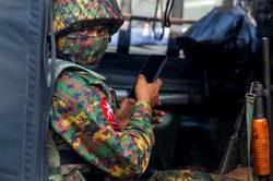 Myanmar army battles anti-coup rebels as armed resistance grows