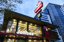 Philippines' Jollibee posts Q1 profit as international sales recover
