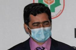 Sabah PAS' Dr Aliakbar donates a month's allowance to suffering Palestinians