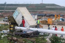 Two tornadoes strike China, killing at least 12