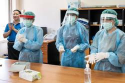 Laos: Covid-19 taskforce advises caution, announces 65 new cases as China's Yunnan donates anti-epidemic supplies