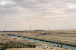 Suez Canal starts dredging work to extend double lane