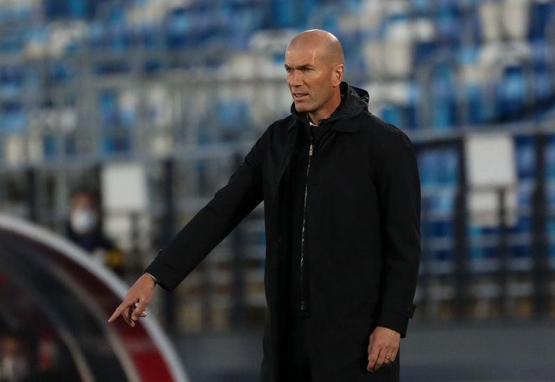 Football: Zidane to leave Real Madrid at end of season: reports