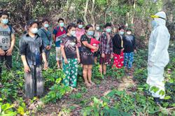 Junta battles rebels in northwest