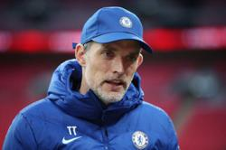 Soccer-Tuchel laments Chelsea's bad luck after final loss