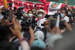 Peru presidential candidate Castillo rejects claim of false declaration
