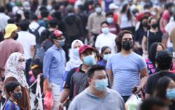 Keep masking up, Malaysia
