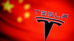 Tesla quick to show support for China's new data collection rules after sharp decline in April sales