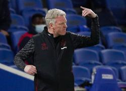 Moyes rues West Ham's poor finishing after Brighton draw