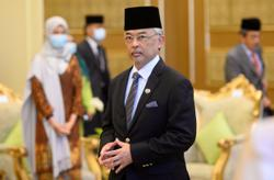 King urges Malaysians to pray for Palestinians