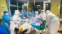 Health DG: ICUs nationwide almost at full capacity