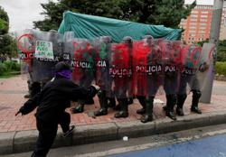 There will be no impunity for Colombia police abuses, top cop says