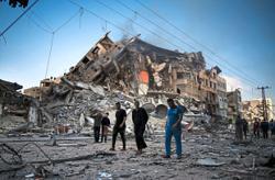 Global communities condemn Israeli aggression