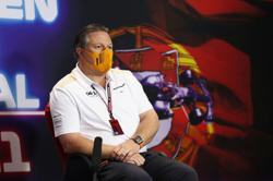 Motor racing-Austin alternating with Indy could be a win-win, says Brown