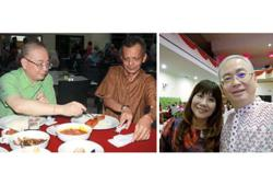 Dr Wee remembers two of his teachers while thanking all educators