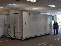 Out of space: Sungai Buloh Hospital forced to store Covid-19 bodies in special containers