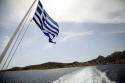 Greek islanders drink to a better tourism season