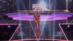 At Miss Universe pageant, Myanmar contestant pleads 'our people are dying'