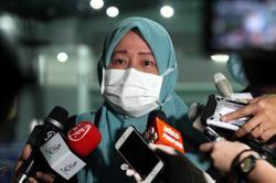Husband of Perak Wanita Umno chief dies