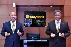 Maybank Islamic launches MIGA-i, first online gold investment account
