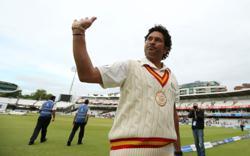 Cricket-Tendulkar had 'sleepless nights' before matches due to anxiety
