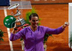 Tennis-Nadal heads to Roland Garros with confidence and a clear mind