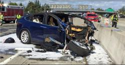 Crash victim had posted videos riding in Tesla on Autopilot