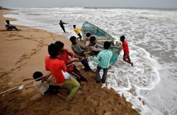 India's Gujarat state braces for most severe cyclone in over two decades