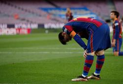 Soccer - Where has it gone wrong for Barca?
