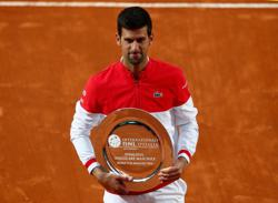 Tennis-Beaten Djokovic hits right notes on clay in Rome