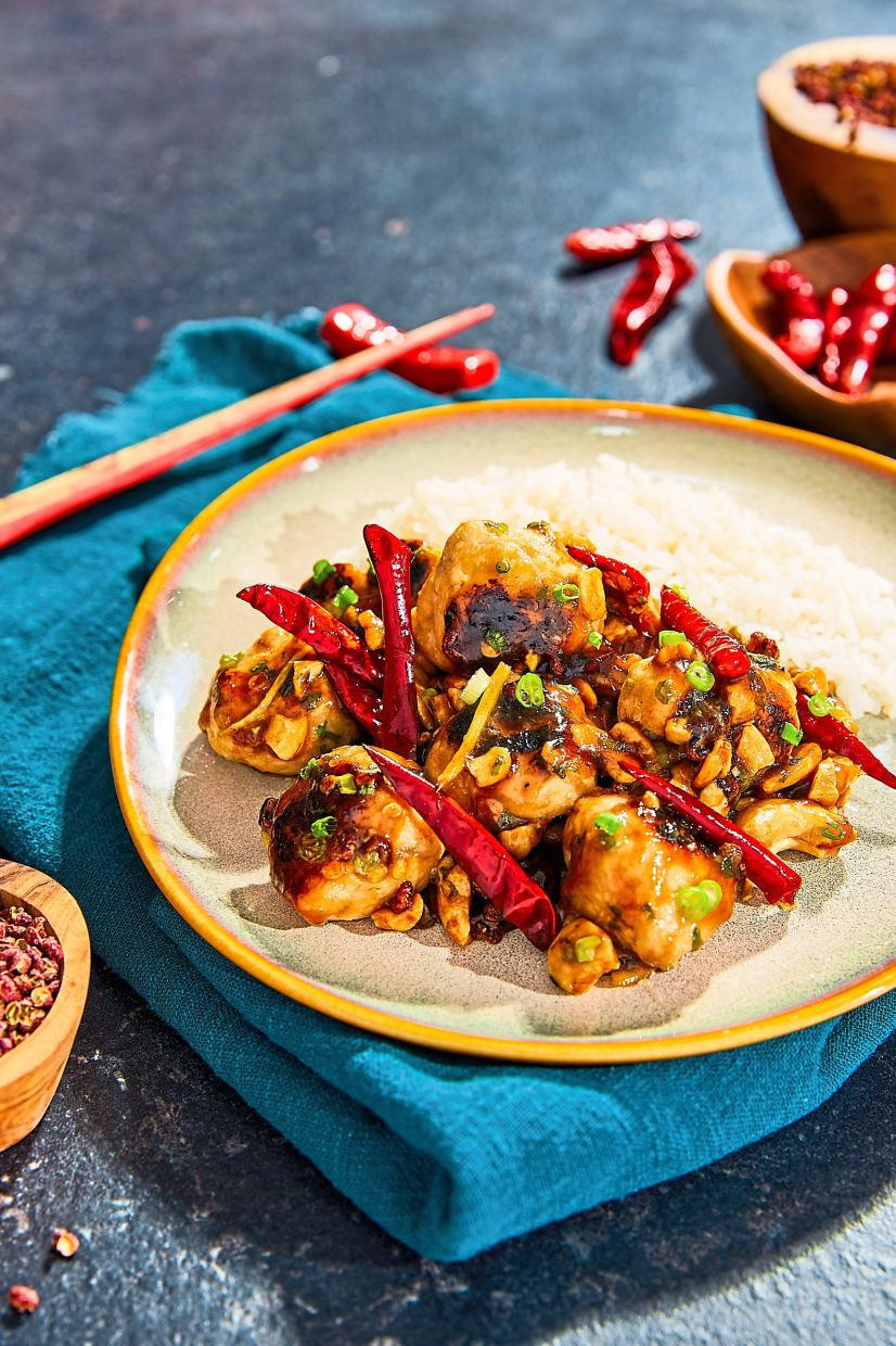 Singapore has encouraged an influx of plant-based meat producers, like the homegrown Tindle range of plant-based chicken.  — TINDLE