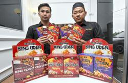 Varsity students' special paste a recipe for success