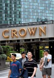 Blackstone's US$6.5bil Crown Resorts bid rejected as too low