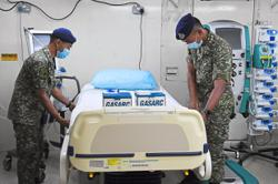 Army to build field hospital in Penang