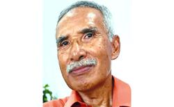 Ex-RMAF man with penchant for history