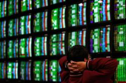 World's worst stock rout deepens in Taiwan