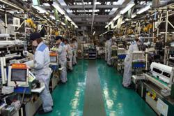 Japan Q1 GDP shrinks 1.3%, hit by virus restrictions
