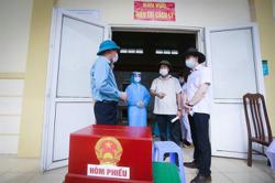 Vietnam health ministry asks for enhanced Covid-19 measures during election