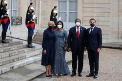 Macron hosts summit on financing Africa's post-pandemic recovery