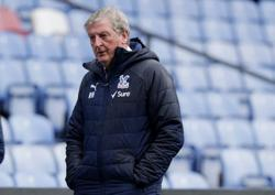 Soccer-Manager Hodgson to leave Crystal Palace at end of season