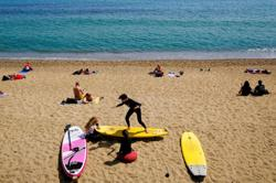 Pent-up local demand buoys Spanish hotel bookings