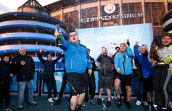 Soccer-Man City owner to fund fans' trip to Champions League final