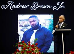 North Carolina prosecutor says police were justified in fatally shooting Andrew Brown