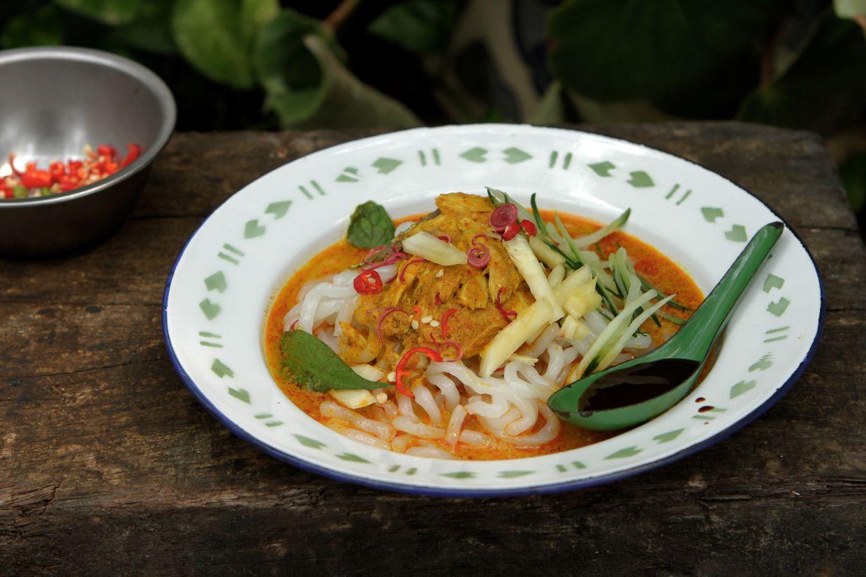Laksa Siam. – Photo: THE STAR/Yap Chee Hong