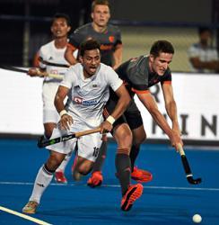 National hockey team focus on goal scoring