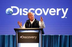 Discovery extends CEO contract through 2027 after AT&T deal