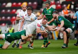 Rugby-Simmonds sets new Premiership try-scoring record